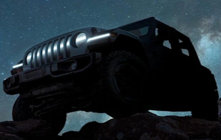 Jeep Wrangler eléctrica