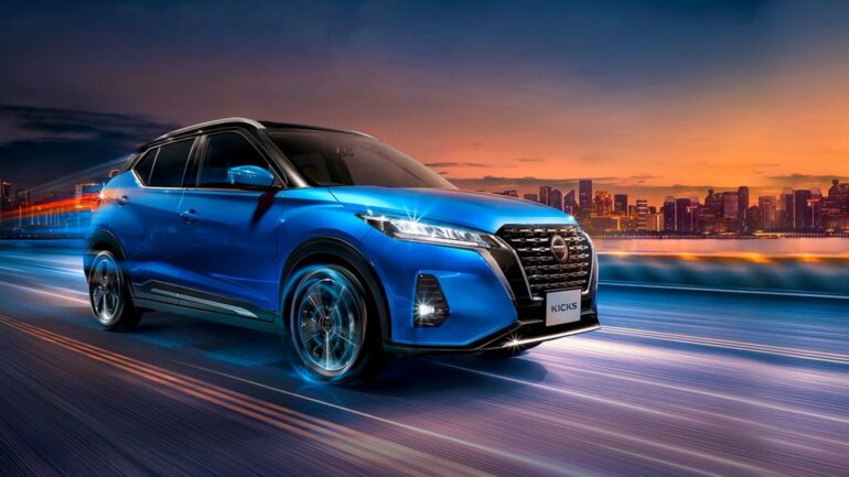 Nissan Kick 2021