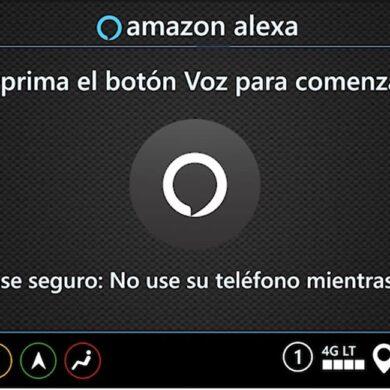 Alexa y General Motors