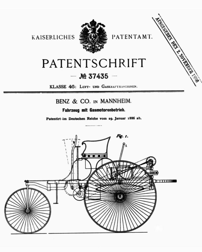 auto patentado