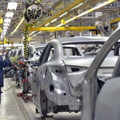gas producción de autos