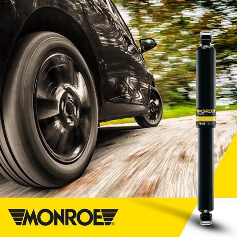 Monroe supera la producción anual de 100 millones de amortiguadores