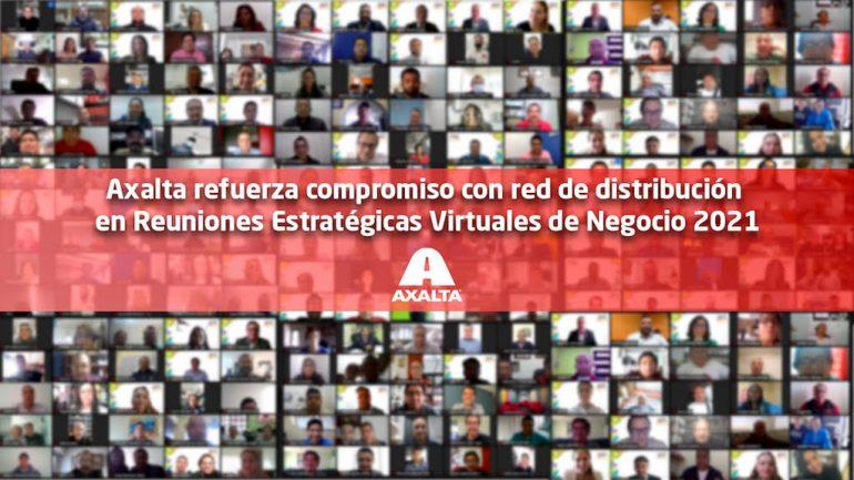 Reuniones Estratégicas Virtuales de Negocio 2021 AXALTA