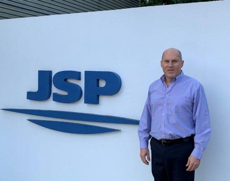 Ramiro Escobedo, director general de JSP México