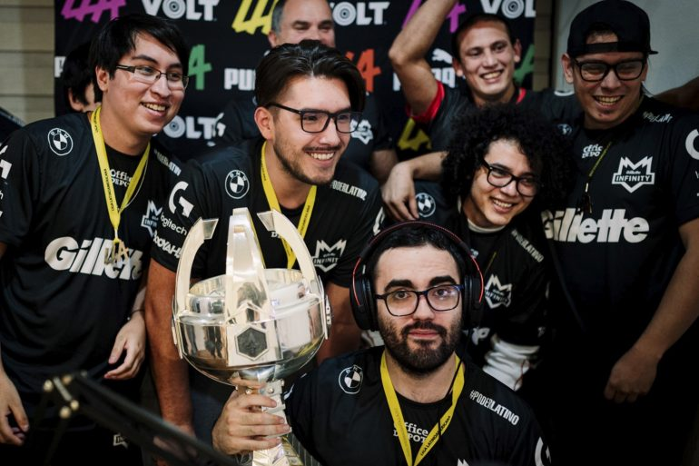Patrocinio BMW Club Infinity Esports