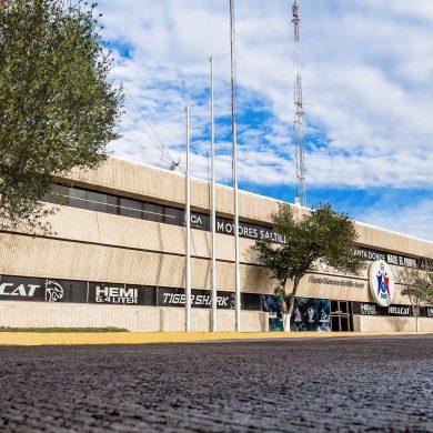 Motores Saltillo Norte 40 años