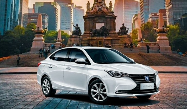 Motornation introduce la marca CHANGAN