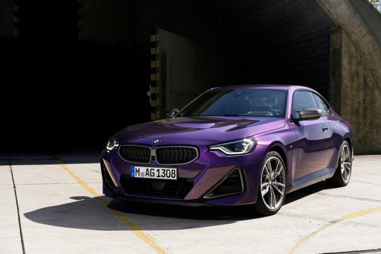 BMW Serie 2 Coupé.