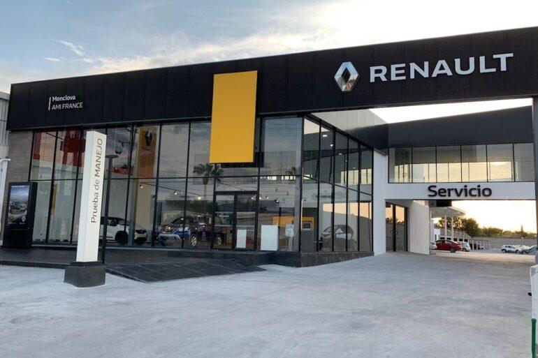 Renault México estrena agencia en Monclova