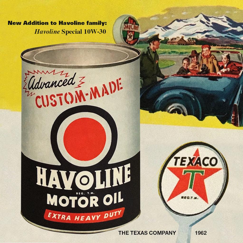 Chevron Havoline