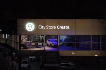 Volkswagen estrena el concepto City Store en México