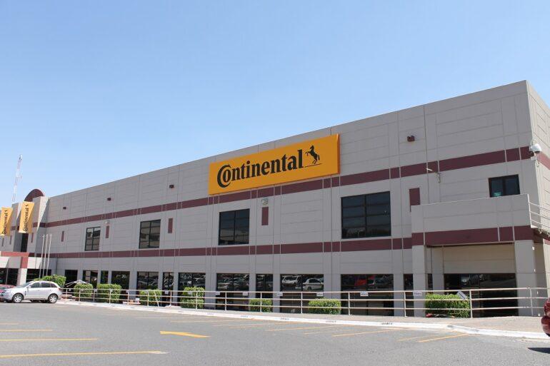 Continental planta Guadalajara