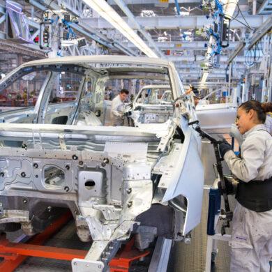 Volkswagen de Mexico Planta Puebla