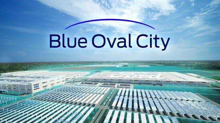 Blue Oval City